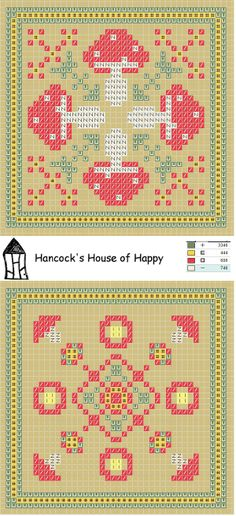 cross stitch patterns.