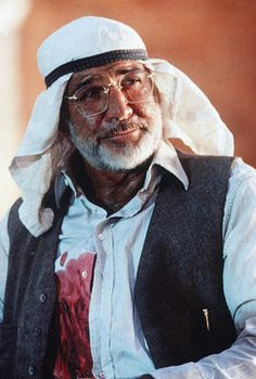 Sean Connery in Paramount Pictures' Indiana Jones and the Last Crusade