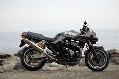 ギャラリー【Motorcycles:GSX1400S】|ユニコーン ジャパン