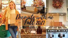 (17) YouTube Thanksgiving Crafts, Fall Crafts, Diy Crafts, Fall Home Decor, Autumn Home, Old Window Decor, Curtain Styles, Bohemian House, Tarot Card Decks