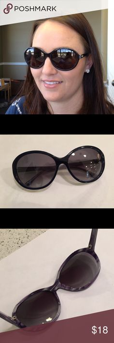 Just Listed ELLE Black Sunglass! 😎 Nice, attractive ELLE Fashion Sunwear in Black w/ Grey lenses. Complete UltraViolet protection. Great Ophthalmic Quality to have your Rx inserted or worn with these lenses. From our Optical Store. Just listed model, over 50% off normal Posh price. Firm. GOING OUT OF FRAME/ SUN BUSINESS! Elle Accessories Glasses