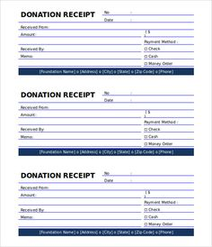 Editable Free Blank Payment Receipt Template Word , The Proper ...