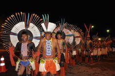 Começam Jogos dos Povos Indígenas em Porto Nacional
