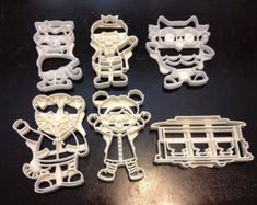O the Owl Cookie Cutter from Daniel Tiger's by HomesAndHolmes
