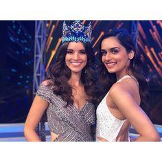 Who run the World? Who Runs The World, Miss World, Beautiful Mind, True Beauty, Bollywood, Crown, Running, Instagram, Girls