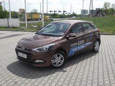 Nowy Hyundai i20 na sprzedaż!  Wyposażony w ekonomiczny benzynowy silnik 1,2 (84KM) oraz bogaty pakiet Comfort pojazd dostępny jest za jedyne 48 990zł! Rocznik 2015, przebieg zaledwie 970km!  Zapraszamy na jazdę próbną! http://dex-pol.hyundai.pl/Auto/Samochod_dealera/2642/