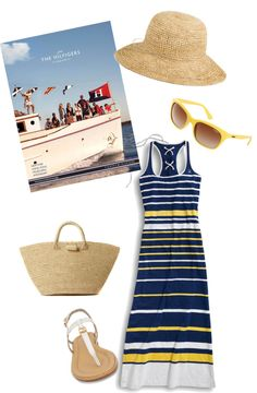 """So Nautical!"" by kathy-tevepaugh on Polyvore"