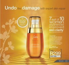 Justine Tissue Oil Gold Vitamin C, Patience, South Africa, Salons, Advertising, Design Inspiration, Layout, Skin Care, Oil