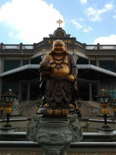 Buddhist temple pontianak