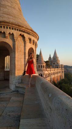 Szülinapfelkeltézésem a gyönyörű Halászbástyánál. =) - Oszlánszki Marcsi - Budapest, Louvre, Building, Travel, Viajes, Buildings, Trips, Traveling, Tourism
