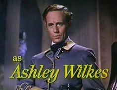 Google Image  Leslie Howard as Ashley Wilkes
