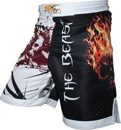 MMA Shorts Kick Boxing Short Cage Fight Grappling Shorts UFC Martial Arts Shorts | eBay