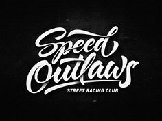 Speed Outlaws by Dalibor Momcilovic