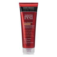 John Frieda Radiant Red Daily Color Magnifying Bakım Kremi 250 ml