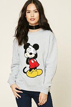 Mickey Mouse Graphic Sweatshirt