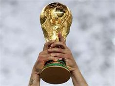 The trophy: The prize for the victors of the 2014 FIFA World Cup in Brazil World Cup, World Cup 2014, Fifa World Cup, Detroit Bars, World Cup Song, World Cup Trophy, Senior Services, Who Will Win, Enjoy Summer