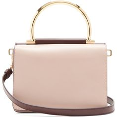 45f7401b705d Salvatore Ferragamo Gancio mini leather shoulder bag ( 1