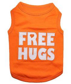 Parisian Pet Free Hugs Dog T-Shirt, X-Large - http://www.thepuppy.org/parisian-pet-free-hugs-dog-t-shirt-x-large/