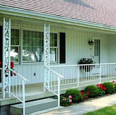 Best Iron Porch Columns Of Wrought Iron Look No Further 640 x 480