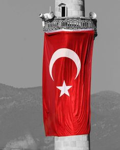 Turkey Flag, Turkey Vacation, Islam, Turkic Languages, Turkish Army, Ottoman Empire, Color Splash, Iphone Wallpaper, Culture