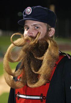 national beard and mustache championship | ... Beard Team USA National Beard and Moustache Championships at Clipper