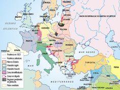 Albania, Bulgaria, Maps, World, Finland, Denmark, Norway, Lithuania, Poland