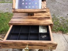 IPad stand for Square Users With Cash by SquareWoodProducts