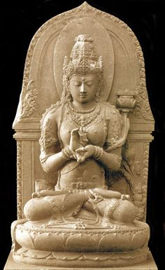 Prajnaparamita, Java, 13th c.