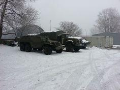 БТР-152 в зоне АТО