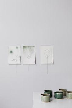 """Grow Up"" collection by Silke Bonde. www.silkebonde.com"