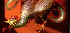 Basilisco - Seres Mitológicos y Fantásticos
