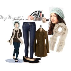 """""""Mary Margaret I - Once Upon A Time #052"""" by emily-de-farias on Polyvore"""