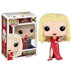 American Horror Story The Countess Pop Vinyl Figure