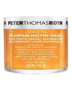 #CultBeauty Pumpkin Enzyme Mask by Peter Thomas Roth