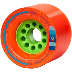Orangatang Kegel Longboard Wheels - 80mm The Orangatang Kegel Longboard Wheels are high-speed, durable wheels with capabilities unmatched. The big diameter gives you high roll speeds while a moderate width allows for a balance of traction and slide. With these downhill and slide capabilities, the Kegel is sure to tighten up your style on the streets.