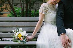 Katie & Markus' intimate wedding - Photography by Celine Kim, via Flickr