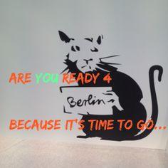 Are you ready 4 Berlin? Auf geht's zur re:publica mit dem erbeuteten Bahnticket ow.ly/1VQd6g #rpStory13 #rp13