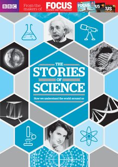 Focus - The Stories of Science special edition, on sale now! www.sciencefocus.com