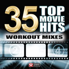 """The music used in a movie can make you laugh, cry – and now, even motivate you to workout! After hours of cinematic research, we've compiled 35 of the best movies hits ever! Featuring individual tracks from films like """"Pitch Perfect,"""" """"Flashdance,"""" """"RENT,"""" and """"Frozen,"""" it's the perfect mix of new and old."""