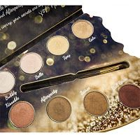Review: Nonie Crème Colour Prevails Watercolour Eye Shadow Palette in Social Butterfly