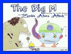 The second children's book written by 9 yr old Kaleb Brown.