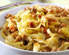 Mie Noodles, Asian Recipes, Ethnic Recipes, Noodle Recipes, No Cook Meals, Pasta Salad, Macaroni And Cheese, Slow Cooker, Cabbage