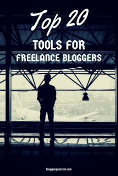 20 Awesome Tools To Use When Joining The Freelance World As A Blogger: http://www.bloggingwizard.com/freelance-blogging-tools/