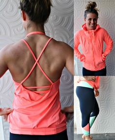 Lululemon Addict...because it's always more fun to work out when your clothes are cute! (: