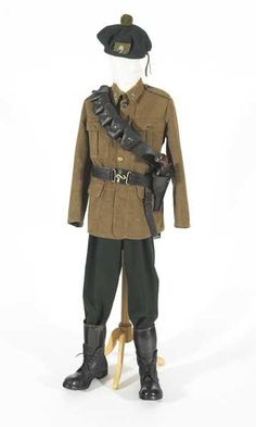 Black and Tans – The Royal Irish Constabulary Special Reserve Irish Republican Army, Army Uniform, Police Uniforms, Croke Park, British Uniforms, British Armed Forces, Michael Collins, Army Veteran, Military Gear