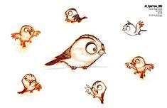 Jason Sadler - bird