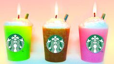 DIY STARBUCKS CANDLES | DIY Tumblr-inspired Room Decor for Summer 2015