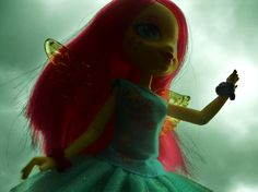 """""""Pony Portrait: Fluttershy"""" (c) Ryan Bish; all rights reserved"""