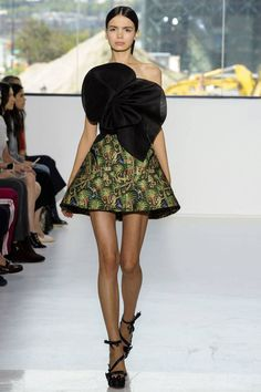 Delpozo Spring 2015. See all the top runway looks from New York Fashion Week here: