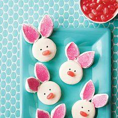 Cookie Bunnies | MyRecipes.com